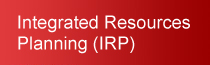 Integrated Resource Planning (IRP) button